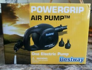 Powergrip Hand Held Electric Air Pump