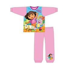 sizes 5 to 6 years Dora The Explorer Long Sleeve Pyjamas