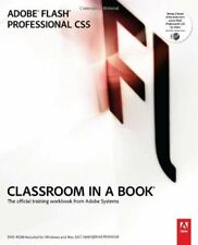 Adobe Flash Professional CS5 Classroom in a Book (Classroom in a Book (Adobe))
