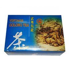 All Natural Vintage Wuyi Oolong (Wu Long) Tea - 100 Tea bags(40-pack)