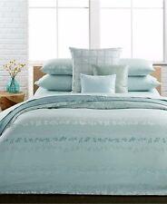 Calvin Klein Nightngale Seamist 3 piece Comforter Set KING  BRAND NEW