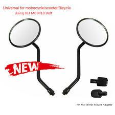 M8 M10 Motorcycle Rear View Mirror for Honda CT110 XR250L Postie Bike