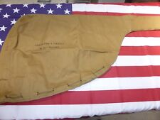 Housse mitrailleuse BROWNING 30 + emplacement craddle  ( cover ) JEEP DODGE GMC
