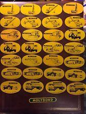 New listing nice set of 30 equipment mining stickers