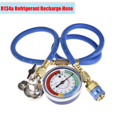 1x R134a Fluoridation Pipe For Air Conditioner Maintenance Refrigerant Injection