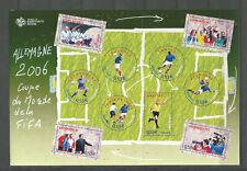 FRANCE 2006...Miniature Sheet n° 97 MNH **.. FIFA World Championship of Soccer