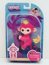 New Authentic WowWee Fingerlings Monkey (Bella) Electronic Interactive