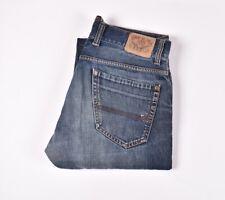 29649 Tommy Hilfiger Denim Rogar Regular Blau Herren Jeans in Größe 34/32