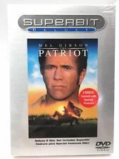 Superbit Deluxe: Mel Gibson The Patriot (DVD) Sealed! Like new.
