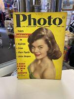 VINTAGE January1953 PHOTO MAGAZINE PINUP BURLESQUE