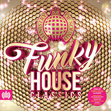 Funky House Classics Ministry of Sound 4 CD Various Artists - Release 2018