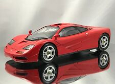 Minichamps McLaren F1 1993 - 1994 Road Car Red Diecast Model Car 1:18