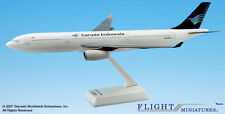 Flight Miniatures Garuda Indonesia Airlines Airbus A330-300 1:200 Scale Mint