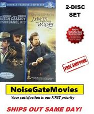 Butch Cassidy and the Sundance Kid/Dances With Wolves (Dvd) 2 Films - 2-Disc Set