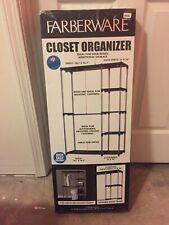Farberware Closet Organizer
