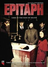 Epitaph DVD Region 1