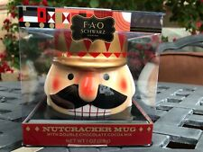 FAO Schwartz Nutcracker Mug With Hot Cocoa Mix