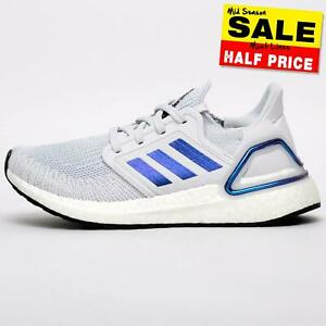 Adidas Ultraboost 20 Women's Premium Running Shoes Fitness Gym Workout  Trainers