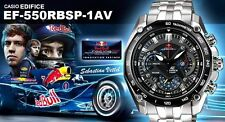 Casio Edifice Red Bull F1 - EF-550RBSP-1AV - NEXT DAY DELIVERY - UK STOCK