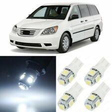 20 x Xenon White Interior LED Lights Package For 2005 - 2010 Honda Odyssey +TOOL