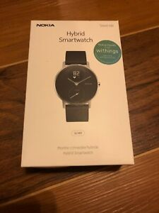 Withings (Nokia) Steel HR Hybrid Smartwatch Activity Tracker - 36mm