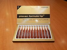 WT-Methode, Placen Formula hp, TONIC HAIR AND SCALP, Stop Hair Loss 12x10ml