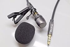 Professional  Recording Microphone Mic for iPhone iPad Android 3.5mm