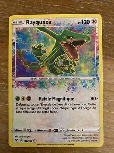 Carte Pokemon Rayquaza 138/185 Amazing Rare Voltage Eclatant Neuf Fr