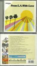 RARE / CD - FROM L.A. WITH LOVE / VARIOUS ARTISTS VARIES / COMME NEUF LIKE NEW
