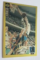 Shaquille O'Neal 1994-95 #232 Collector's Choice (RARE) *GOLD* Signature HOF'er