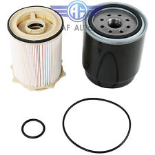 Water Separator Fuel Filter Kit for Dodge 6.7L Cummins 13-18 Ram 2500 3500 4500