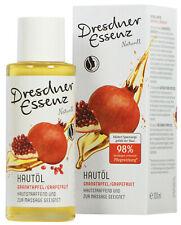 Dresdner Essenz Hautöl Granatapfel/ Grapefruit 100ml. Vegan.Zertifiziert