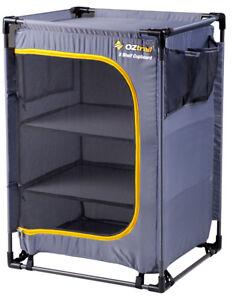 Oztrail 3-Shelf Camping Cupboard Storage *BRAND NEW*