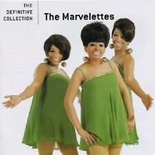 "THE MARVELETTES ""DEFINITIVE COLLECTION (BEST OF)"" CD"