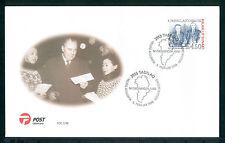 Handstamped Politicians European Stamps