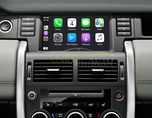 Wireless Apple CarPlay Land Rover Discovery Sport Discovery 5 2015-2018