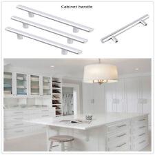 25x inox barre de cuisine Cabinet poignées de porte tiroir bouton de traction