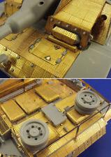 EDUARD 35752 1/35 Photo-Etched WAFFLE ZIMMERIT SET for DRAGON STUG III Ausf.G