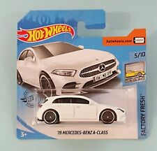 Hot Wheels 2019. '19 Mercedes Benz A Class 2019 New Collectable Toy Model Car