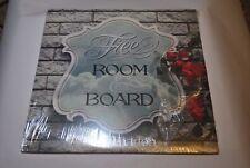 Don Wharton (TF-335-1) Free Room & Board  1980 LP