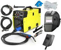 MIG IGBT Welder 250A MAG MMA FCAW Inverter Welder - Gas and Gasless - EURO TORCH