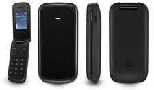 GSM Flip phone Portable à clapet ALCATEL BC 211 + carte sim Bouygues Telecom