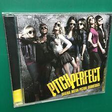 PITCH PERFECT Film Soundtrack OST CD Christophe Beck Anna Kendrick Rebel Wilson