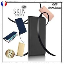 Etui coque housse Premium Qualité Wallet Case HUAWEI P8 P9 P10 Honor Mate lite