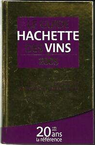 Guide Hachette des vins 2005