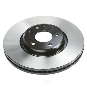 Frt Disc Brake Rotor  Wagner  BD180524E