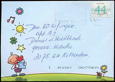 Netherlands 2007 Cover To Rotterdam #C19901