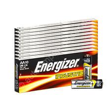 100x Mignon AA / LR6 - Batterie Alkaline,ENERGIZER Industrial,1,5V, 10er Pack,10