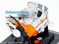 Modell Motor V8 Corvette L84 / Auto Motormodell Standmodell Figur Engine #22