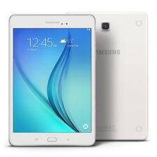 """Samsung Galaxy Tab A 8.0"""" 16GB Wi-Fi Tablet - White"""